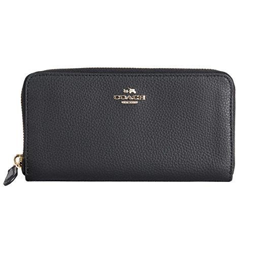 Best coach wallet zip around