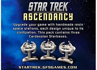 Star Trek Ascendancy Board Game Andorian Starbases