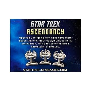 Gale Force Nine Star Trek Ascendancy Cardassian Starbases