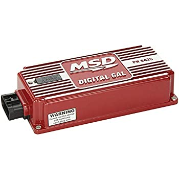 Amazon com: MSD 5520 Street Fire Ignition Control Box: Automotive