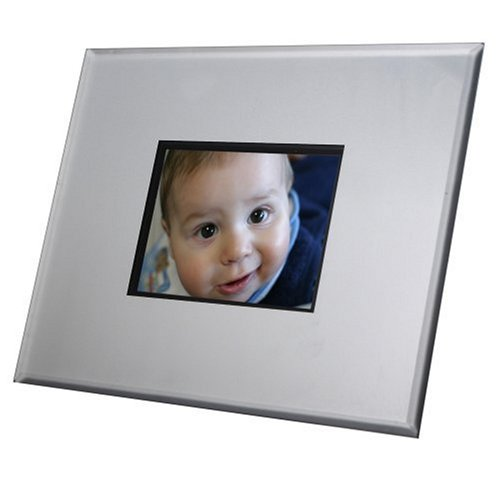 Tao 89352 5.6-Inch 128MB 5-Inch x 7-Inch Contemporary Digital Frame (Acrylic -