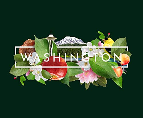 With stunning photography on every page, this coffee-table treasure will transport you on a visual journey through the wonders of Washington. Highlighting the state's most beautiful spots and famous landmarks, Washington: A Portrait of a State is a m...