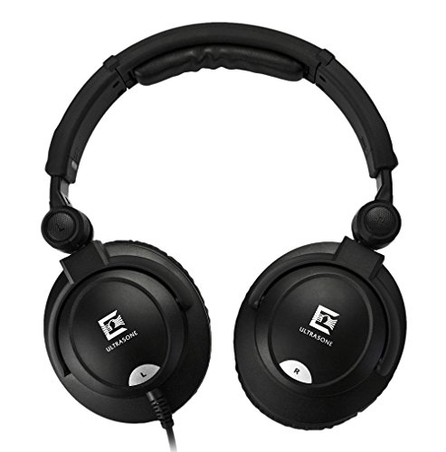 Ultrasone HFI-450 S-Logic Surround Sound Professional Closed-back Headphones with Transport Bag by Ultrasone
