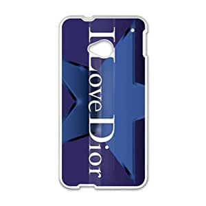 HDSAO Dior design fashion cell phone case for HTC One M7