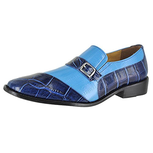 Giorgio Brutini Haney Mens Slip On Navy