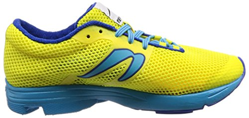 Scarpe Donna Giallo Elite Blue Distance Newton Running Yellow 001 Neon SwfqUUv
