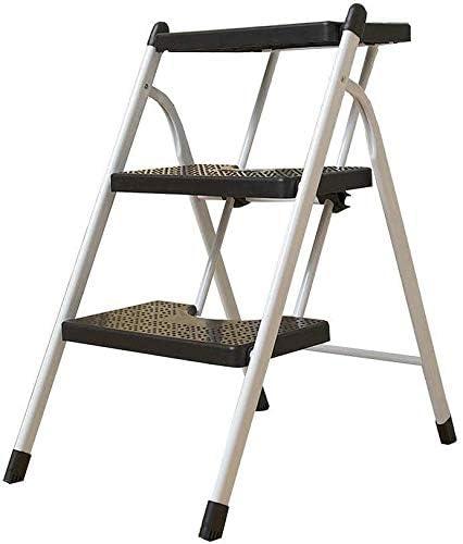 TD Escalera Plegable Plegable Cubierta Escalera Plegable Escalada Escalera móvil Escalera mecánica Escalera (Color : #4): Amazon.es: Hogar