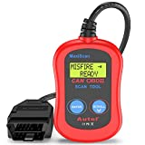 Autel MaxiScan MS300 OBD2 Scanner Engine Fault Code Reader, Turn Off Check Engine