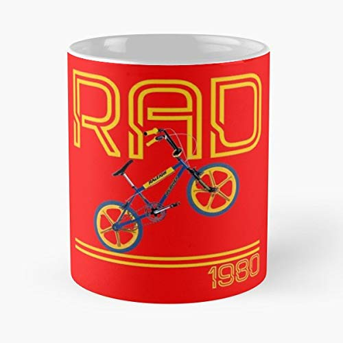 Retro 80s Bmx Mens - 11 Oz Coffee Mugs Unique Ceramic Novelty Cup, The Best Gift For ()