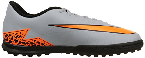 Nike wolf grey/total orange-black-black