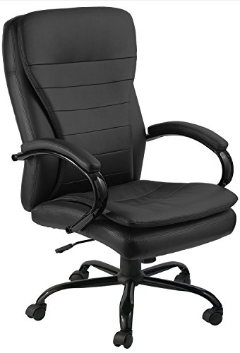 GTP Office Chair High Back Executive Chair Ergonomic Design Chair PU Leather Chair Manager Chair (Gtp Body)