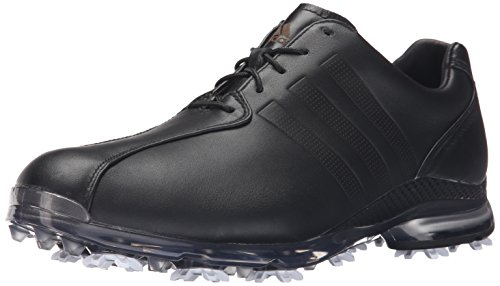 adidas Men's Adipure TP Golf Cleated, Black, 9.5 M US by adidas