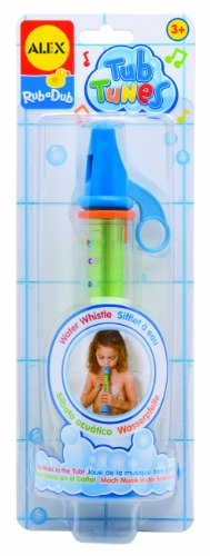 ALEX Toys Rub a Dub Water Whistle