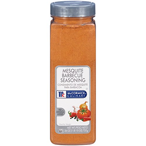 McCormick Culinary Mesquite Barbecue Seasoning, 26 oz