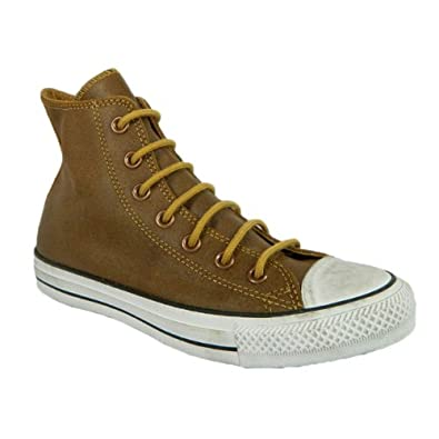 1cf2ea520d18 Converse 132151 Chuck Taylor Wheat All Star Unisex Hi Top Trainers   Amazon.co.uk  Shoes   Bags