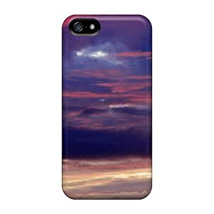 High-end Case Cover Protector For Iphone 5/5s(gorgeous Evening Sky) by icecream design