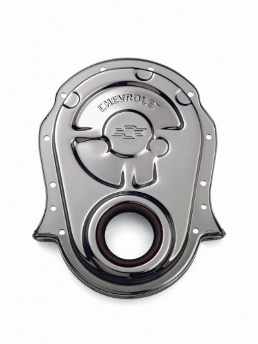 Proform 141-216 Chrome-Plated Steel Timing Chain Cover