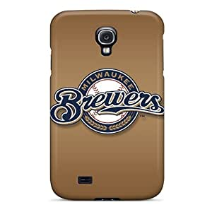 Forever Collectibles Milwaukee Brewers Hard Snap-on Galaxy S4 Case