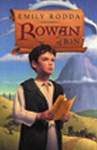 Rowan of Rin , Unabridged Library Edition