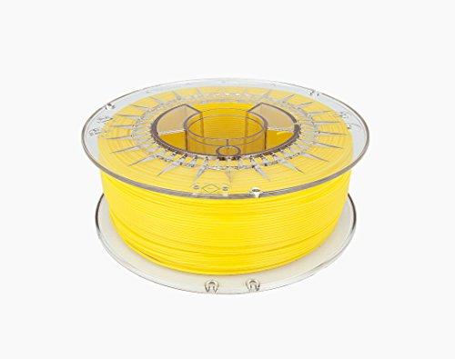 PLA Filamento 3D 1kg 1,75mm / Alcia3DP / Accesorios 3D / muchos colores (Amarillo, 1,75 mm): Amazon.es: Industria, empresas y ciencia