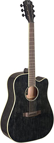 James Neligan 6 String Acoustic-Electric Guitar (YAK-DCFI) ()