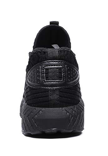 Shoes Casual Shoes Hayeabi Sneakers Fashion All Black Sport Women's Walking 0pwZpS