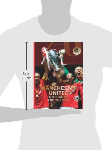Manchester United: The Biggest and the Best (World Soccer Legends) by Abbeville Kids (Image #2)