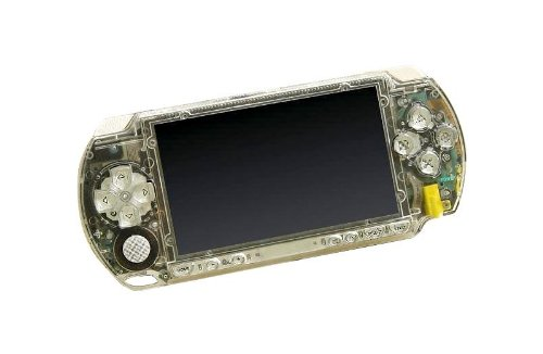 (Talismoon Evolve PSP Faceplate in Crystal Clear)