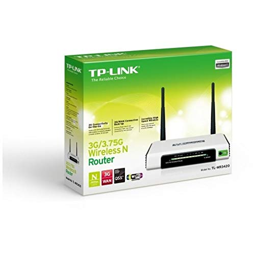TP-LINK TL-MR3420 3G/4G  Wireless N Router 3g Portable Wireless Usb