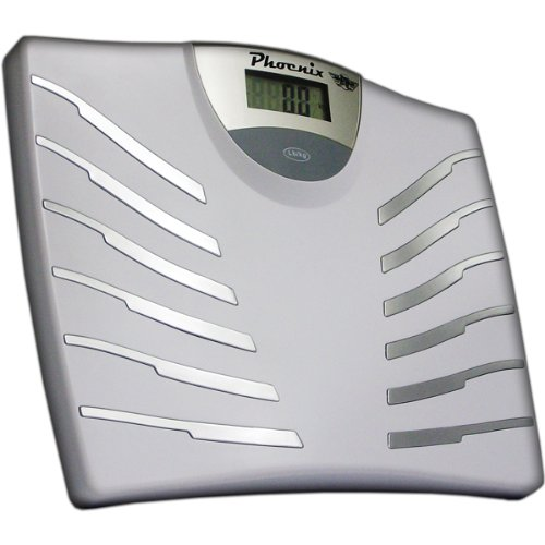 Phoenix Talking Bathroom Scale by MAGNIFYING AIDS