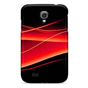 YuN2838zZxQ Blackberry Red Awesome High Quality Galaxy S4 Case Skin