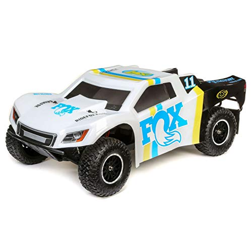 (Team Losi 1/10 Tenacity 4WD SCT Brushed RTR, Fox Racing)