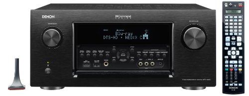 Denon AVR-4520CI Networking Home Theater AV Receiver with Ai