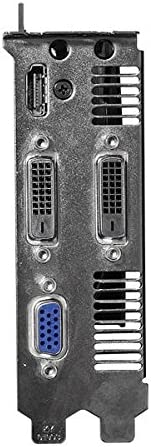 Asus Nvidia GeForce GTX 750 Ti 2GB GDDR5 Graphics Card PCI Express 3.0, 2x DVI-D, VGA, HDMI, 128-bit, Dust-Proof Fan, Super Alloy Power