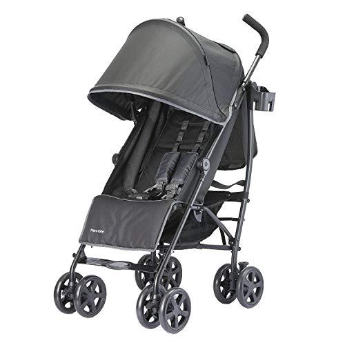 41akFJjEeOL - Lightweight Stroller Foldable Infant Umbrella Travel Stroller (Black)