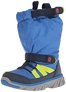 Stride Rite Made 2 Play Sneaker Winter Boot (Toddler/Little Kid), Blue, 9 M US Toddler