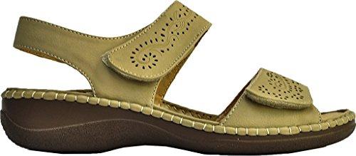 Boulevard Apparel Group - Zapatos de tacón  Unisex adulto Beige - beige