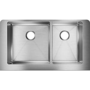 41akGmM8PbL._SS300_ 75+ Beautiful Stainless Steel Farmhouse Sinks For 2020