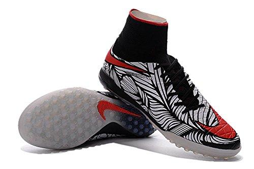 demonry Schuhe Herren hypervenomx Proximo TF weiß Fußball Fußball Stiefel