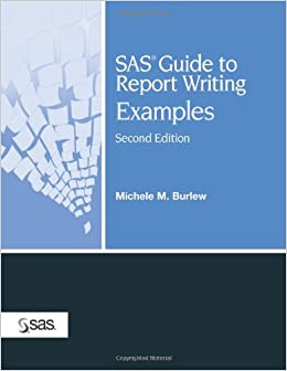 report writers guide