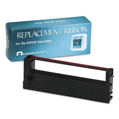 390127000 Ribbon, Black/Red