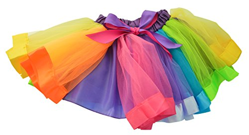 Dancina-Baby-and-Girls-Layered-Rainbow-Tutu-Skirt-w-Full-Underskirt-in-3-Sizes