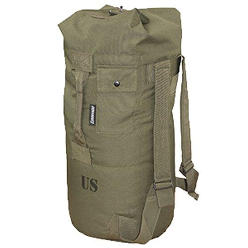 US Army Airforce Duffle Bag x-lite 80cm x 50cm US Seesack Marinesack Rucksack Umhängetasche Wäschesack verschiedene Modelle Oliv 4TUvYqSpW9