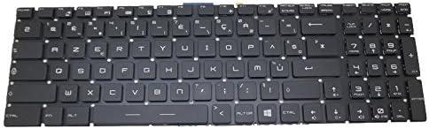 Laptop Keyboard for MSI CR62 2M 6M 6ML 7ML CX62 2QD 6QD 6QL 7QL GE62 6QF 203MX GL62 6QC 6QD France FR with Backlit