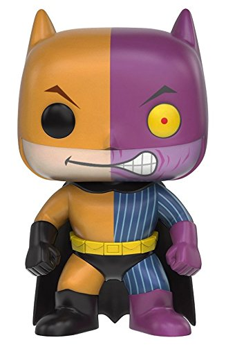 Funko POP Heroes Villains as Batman Two-Face Action Figure (Batman Villains Costumes)
