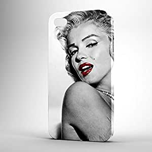 Marilyn Monroe iPhone 4s 3D wrap around Case - Legends