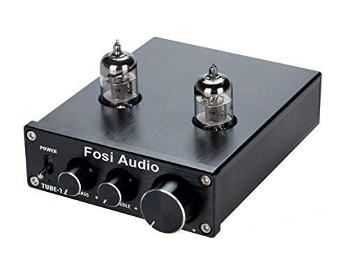 Fosi Audio P1 Tube Pre-Amplifier Mini Hi-Fi Stereo for sale  Delivered anywhere in USA