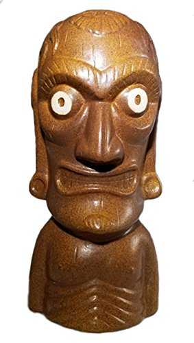 Kava Kava Man Easter Island Tiki Mug - Limited Edition