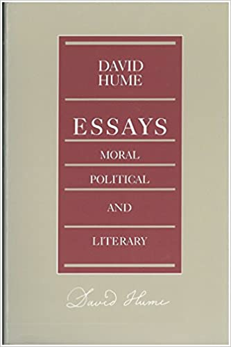 essays moral political and literary david hume   essays moral political and literary david hume   amazoncom books