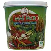 Thai Green curry pasta (400g by Mae Ploy)